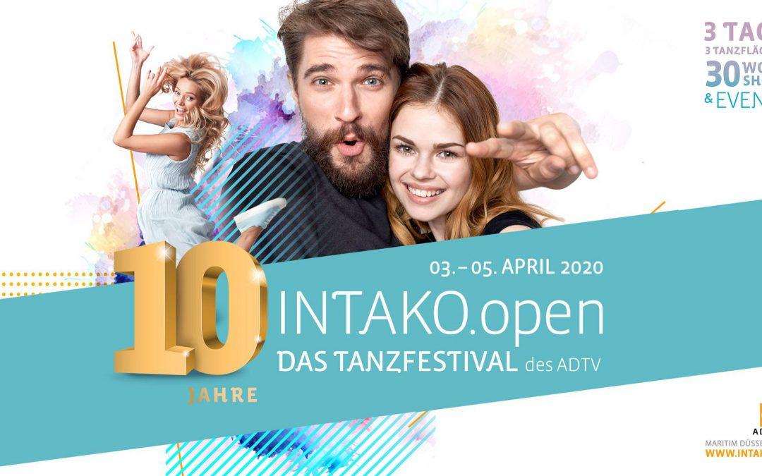 INTAKO.open Gala